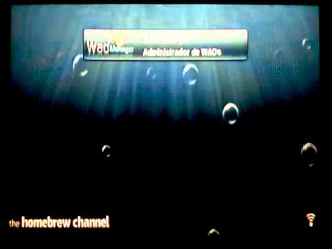 Homebrew Channel Wad Manager  Forwarders vWii : Vous n'avez plus qu