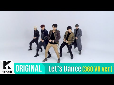 Let's Dance(360VR ver.): Boys Republic(소년공화국) _ Get Down