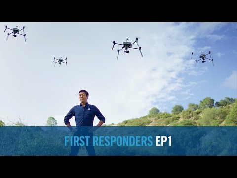Project First Responders - Welcome to the Drone Revolution!