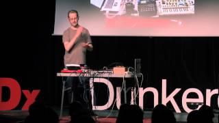 Le circuit bending | Valéry Sandor | TEDxDunkerque