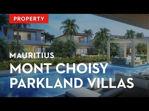 Mont Choisy Le Parc Golf & Beach Estate - Mauritius - Parkland Villas