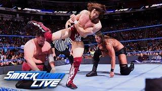 Daniel Bryan vs. Samoa Joe vs. Big Cass - Money in the Bank Qualifer: SmackDown LIVE, May 29, 2018