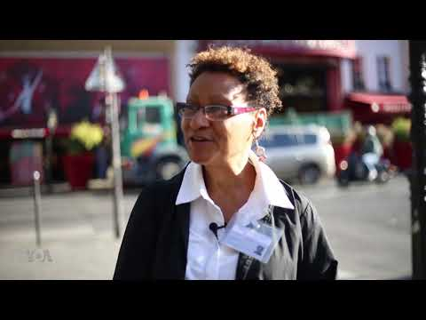Walking The Spirit Tours | Black Paris & Beyond for Voice of America