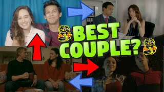 Who Is The BEST Couple In Cobra Kai?!