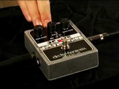 Octave Multiplexer - Demo by Dan Miller - Analog Sub-Octave Generator - Electro Harmonix
