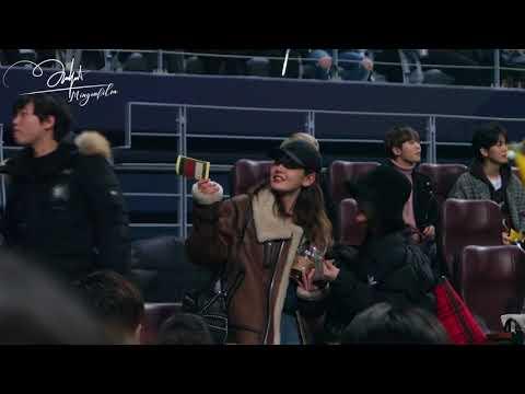 Somi at BigBang Last Dance Concert in Seoul 171231