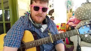 85% - Loote, gnash // easy guitar tutorial beginner lesson