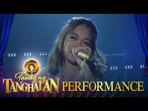 Tawag ng Tanghalan: Janine Berdin | Banal Na Aso (Day 4 Semifinals)