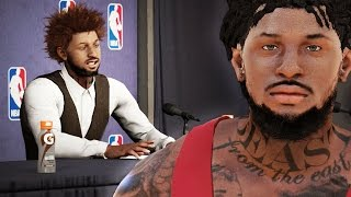 NBA 2k16 My Career Gameplay Ep. 18 - FREE AGENCY! Signature Styles, Attributes, Animations & Tattoos