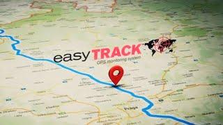 easyTRACK riasztáskezelő rendszer bemutatása, járműkövetés, nyomkövetés - easyTRACK