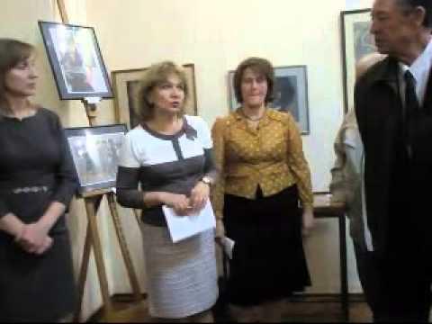 Інна Кіцул про виставку до ювілею Ольги Кобилянської