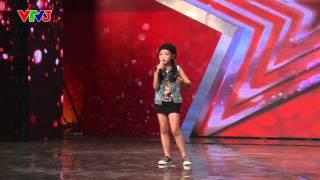 [Vietnam's got talent] Wrecking ball - Nguyễn Hải Anh