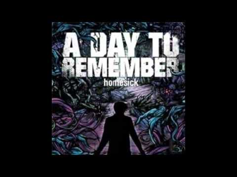 A Day To Remember - I'm Made Of Wax, Larry, What Are You Made Of? (HQ + Lyrics)