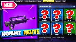 *OMG* HEUTE kommt eine NEUE WAFFE!? 🔥 | Fortnite DAILY SHOP (15.5) 🛒 | Fortnite BattleRoyale