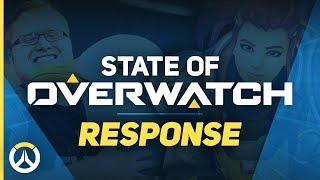 "Can Blizzard Save Overwatch? ""State of Overwatch"" Seagull All Ranks Respond"