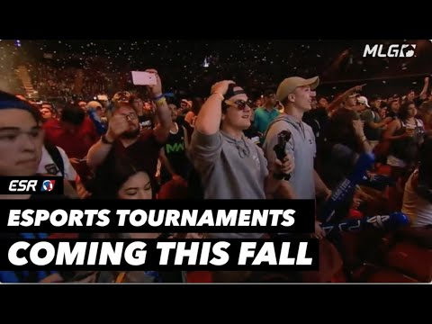 Major eSports Tournaments Coming this Fall