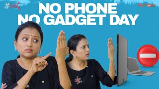 Sumakka's NO PHONE, NO GADGET DAY..