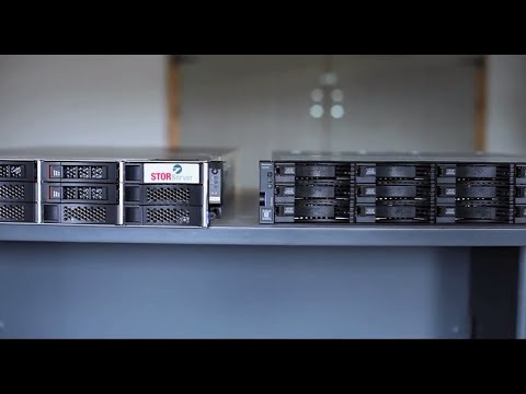 What is a STORServer Backup Appliance?