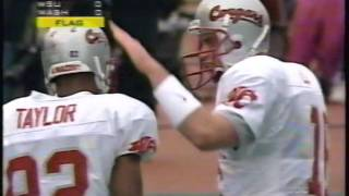 The 1997 Apple Cup