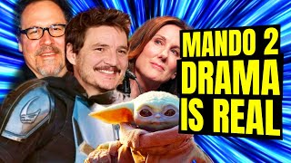 Mandalorian Season 2 Drama Revealed! Pedro Pascal Did THIS??