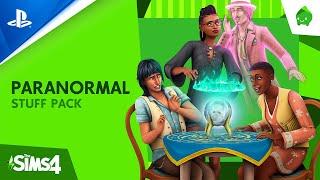 The Sims™ 4 - Sobrenatural Coleção de Objetos: Trailer Oficial de Anúncio | PS4