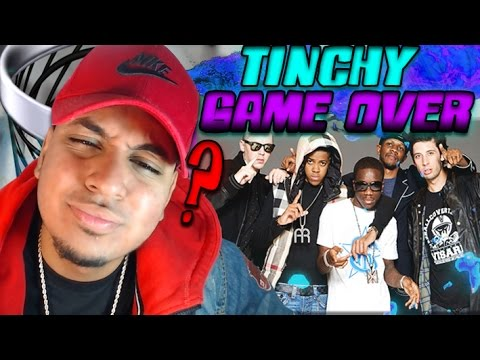 Tinchy Stryder - Game Over Ft. Giggs, Example ,Tinie Tempah, Devlin & Chipmunk Reaction