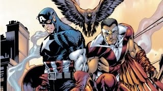AMC Movie Talk – Will Falcon Become CAPTAIN AMERICA In The Movies?
