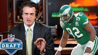 Mel Kiper's 1st Draft, Reggie White a Giant, and More! | NFL Draft Stories