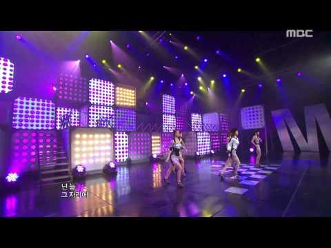 음악중심 - Rainbow - Sweet Dream, 레인보우 - 스윗 드림, Music Core 20110709