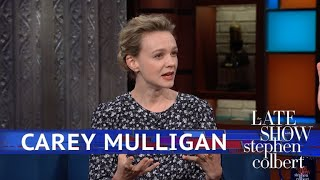 Carey Mulligan Turned Bradley Cooper Into Her Personal Ambulance
