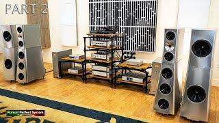 NAGRA Audio HD DAC X High End HiFi System YG Acoustics Sonja XV Junior Music Sampler #WOW