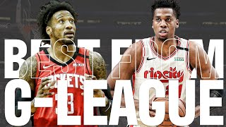 8 BEST Former G League Players In The NBA Today