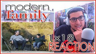 I LOVE YOU CLAIRE! | Modern Family 1x18 REACTION | Season 1 Episode 18