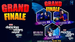 Dancing With the Stars Nepal | GRAND FINALE | LIVE