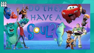 What Has A Soul In the Pixar Universe? | Pixar Soul Theory