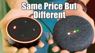Amazon Echo Dot 2 VS Google Home Mini - Which is The Best Voice Assist