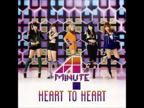 Heart To Heart (4Minute)