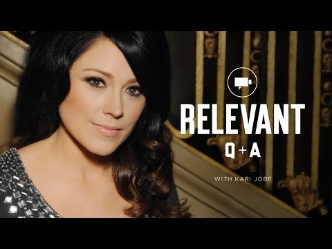 The RELEVANT Q&A: Kari Jobe