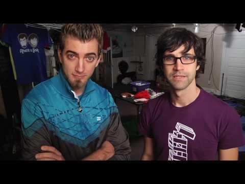 MicroBilt Holiday Greeting, Featuring Rhett & Link