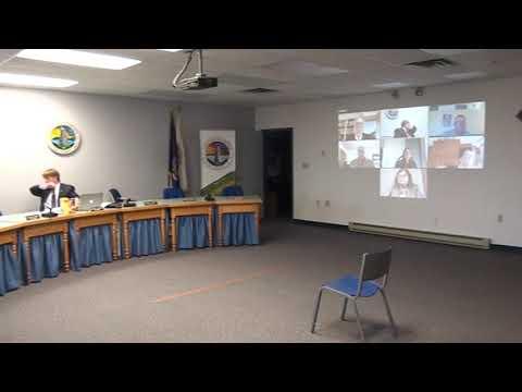 Town of Plattsburgh Board Meeting  4-16-20