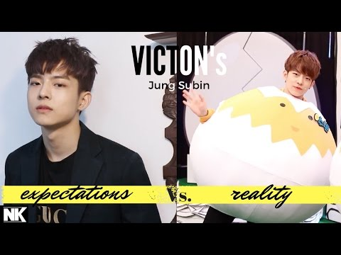 Expectations Vs. Reality - VICTON's Jung Subin