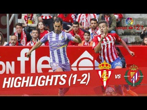 Sporting Gijon vs Real Valladolid