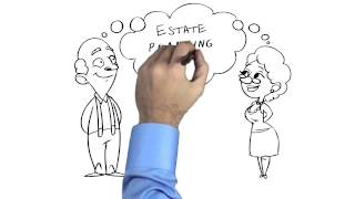 Estate Planning whiteboard video