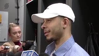 "Seth Curry: ""[This is] a special team"""