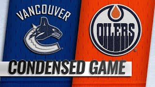 12/27/18 Condensed Game: Canucks @ Oilers