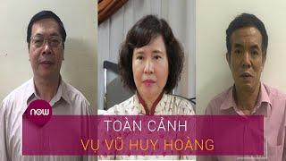 Liên quan sai phạm của ông Vũ Huy Hoàng: Vì sao khởi tố thêm cựu Vụ trưởng Phan Chí Dũng?   VTC Now