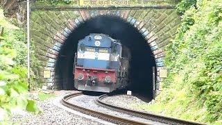 INDIAN RAILWAYS HONKING COMPILATION !!