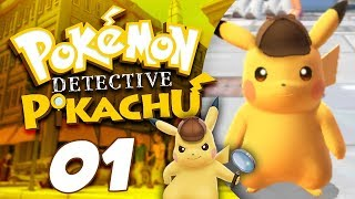 Let's Play Detective Pikachu - Episode 1