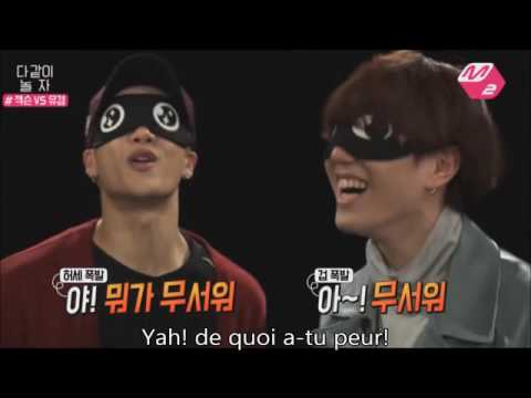 (VOSTFR) Let's play with GOT7! [Ep 2]