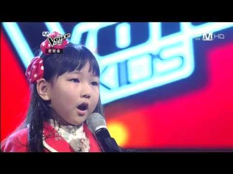 보이스 키즈 - [엠넷 보이스 키즈/Mnet The Voice Kids] 박예음(Park Ye Eum) - 비행소녀(Fly girl)